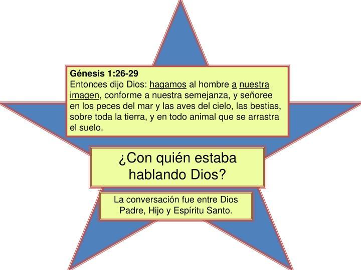 Génesis 1:26-29