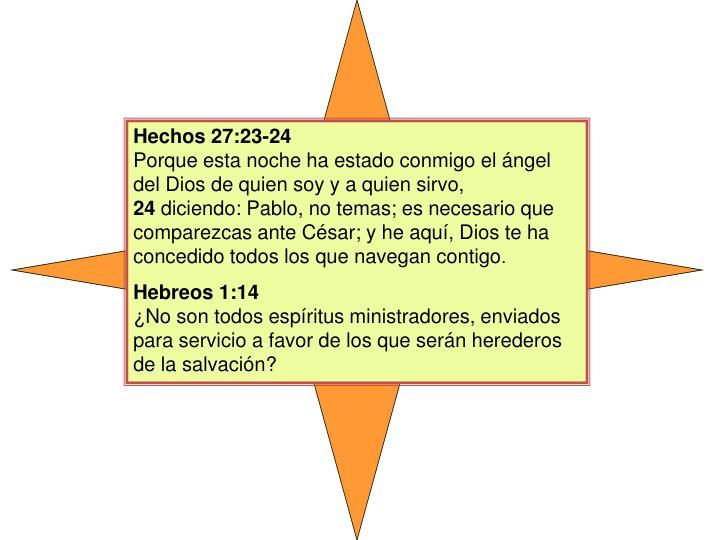 Hechos 27:23-24