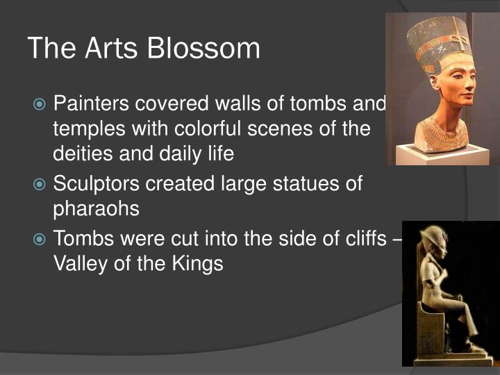 The Arts Blossom