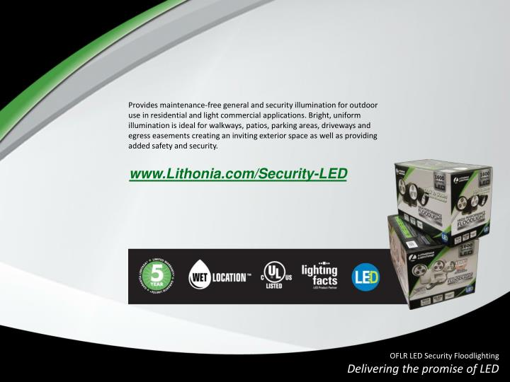 www.Lithonia.com/Security-LED