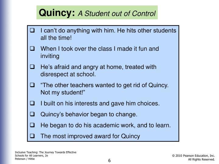 Quincy:
