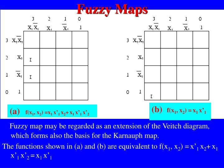 Fuzzy Maps