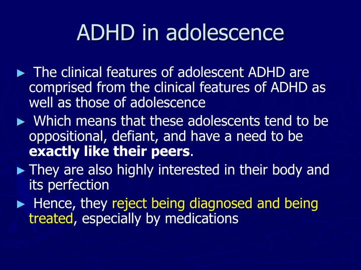 adhd case studies Case–control study of blood lead levels and attention deficit hyperactivity disorder in chinese children.