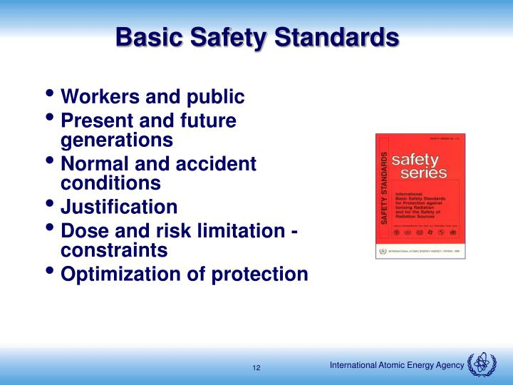 Basic Safety Standards