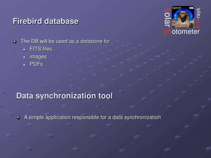 Firebird database