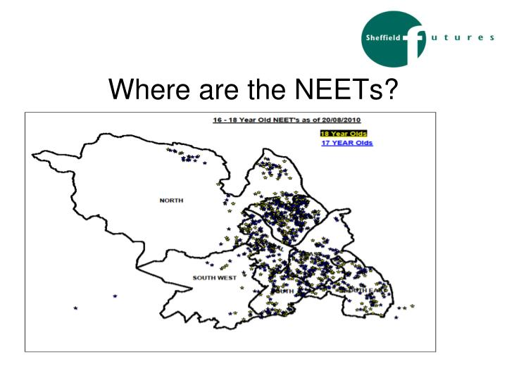 Where are the NEETs?