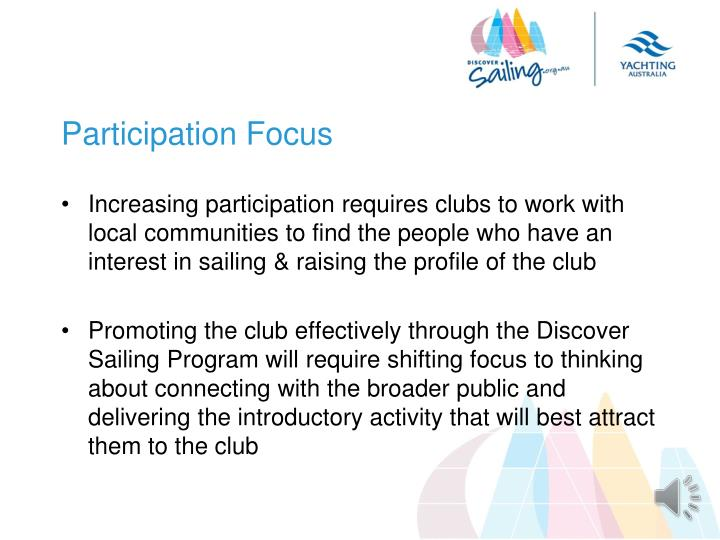 Participation Focus