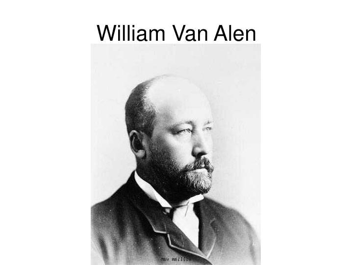William Van Alen