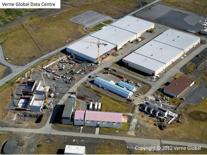 Verne Global Data Centre