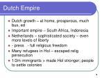 dutch empire1