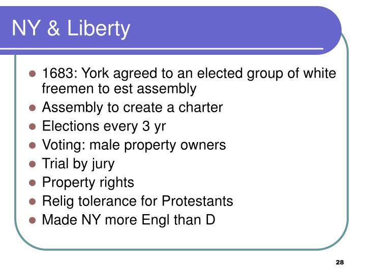 NY & Liberty