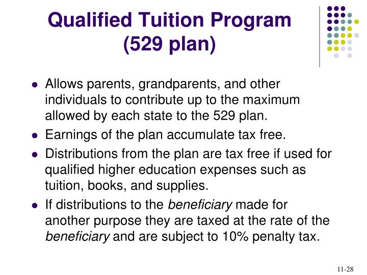 Qualified Tuition Program