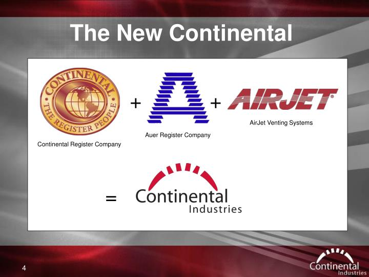 The New Continental