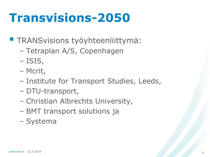 Transvisions-2050