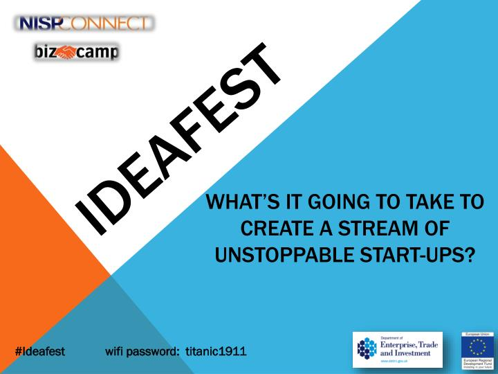 Ideafest