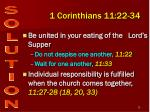 1 corinthians 11 22 341