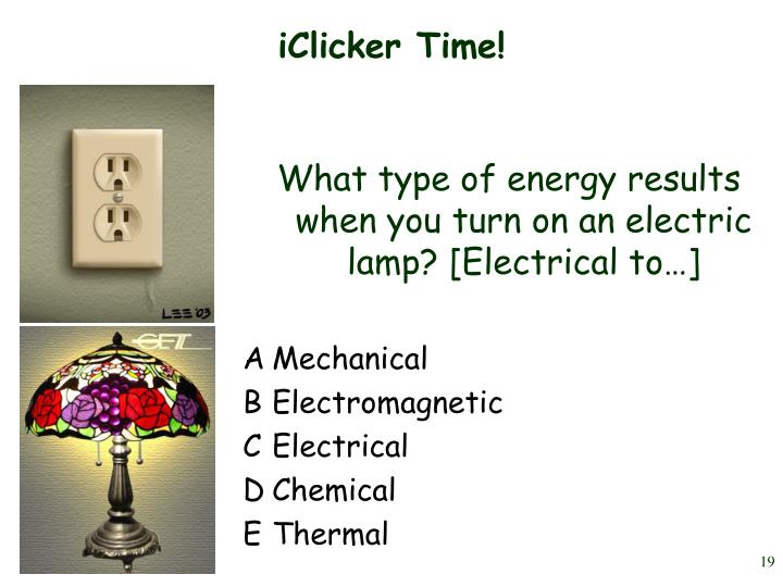 iClicker Time!