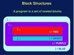 block structures1
