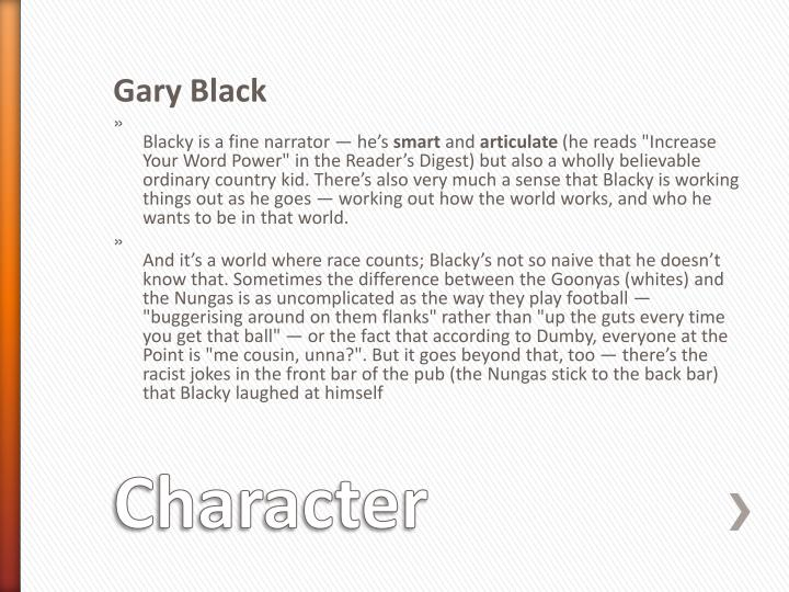 Gary Black