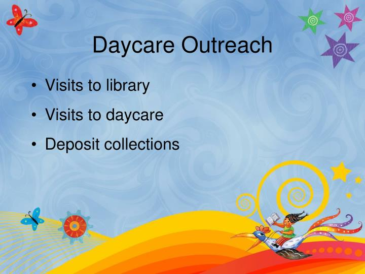 Daycare Outreach