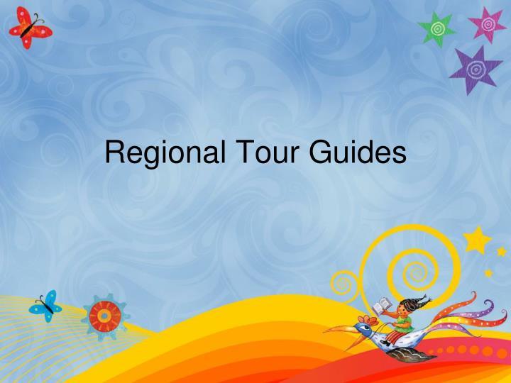 Regional Tour Guides