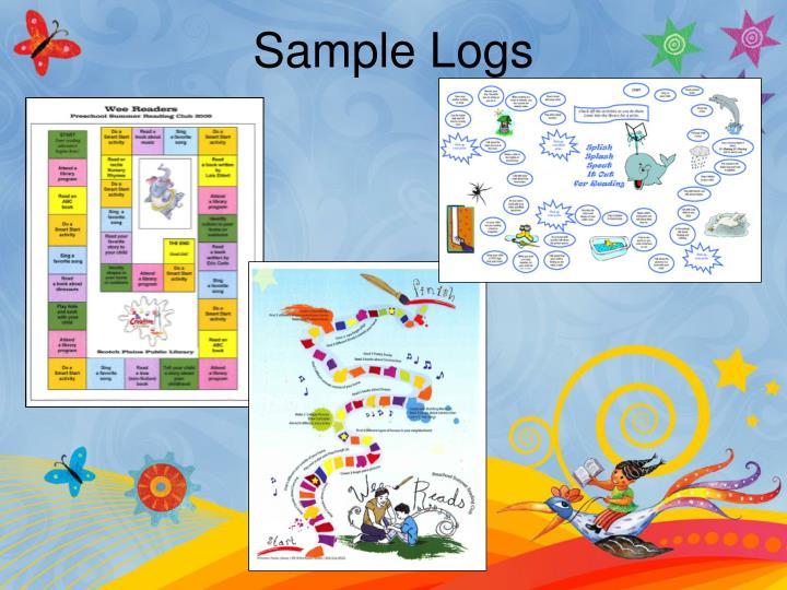Sample Logs