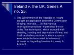 ireland v the uk series a no 251