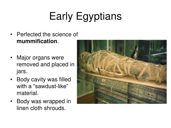 Early Egyptians