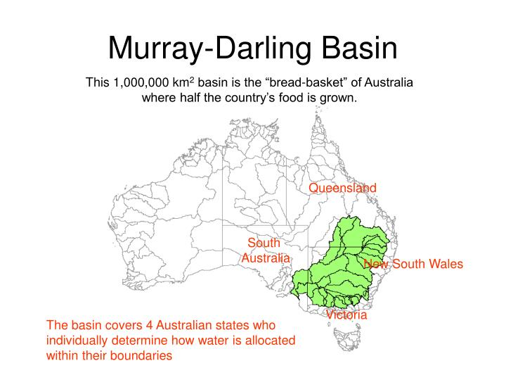 the murray darling basin essay