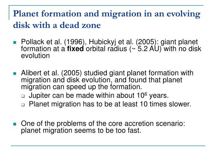 Planet formation and migration in an evolving disk with a dead zone