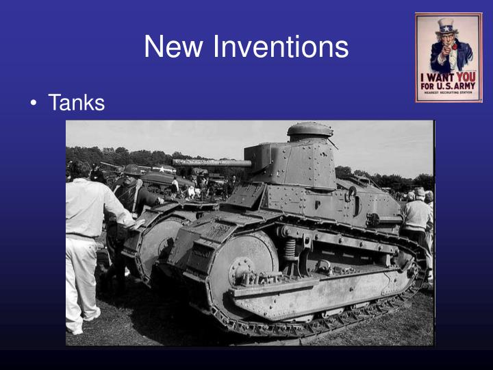 New Inventions
