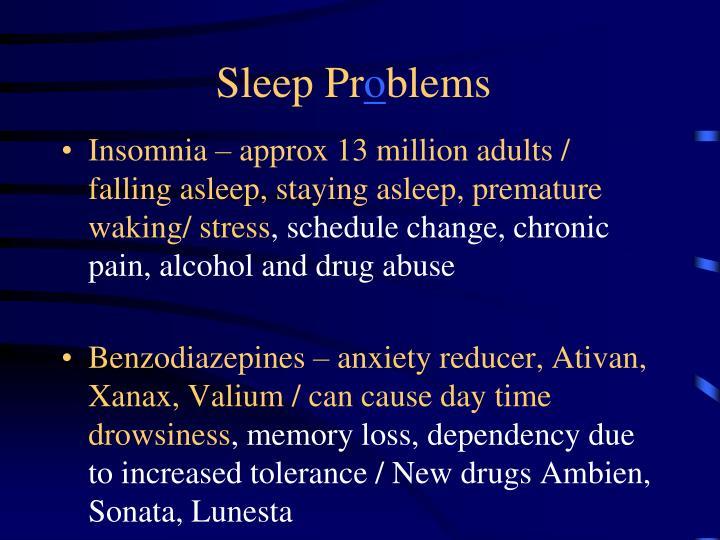 Sleep Pr