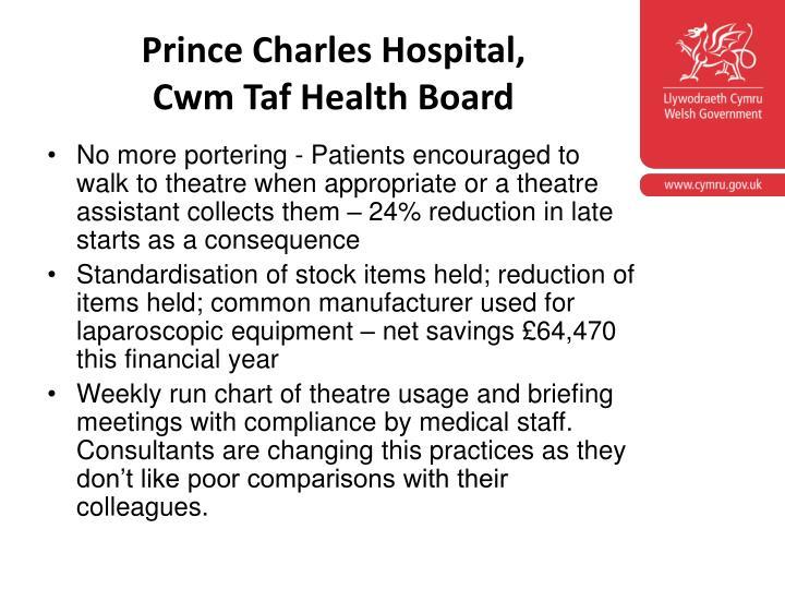Prince Charles Hospital,