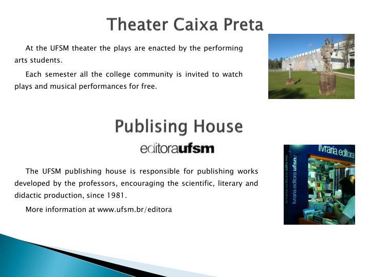 Theater Caixa Preta