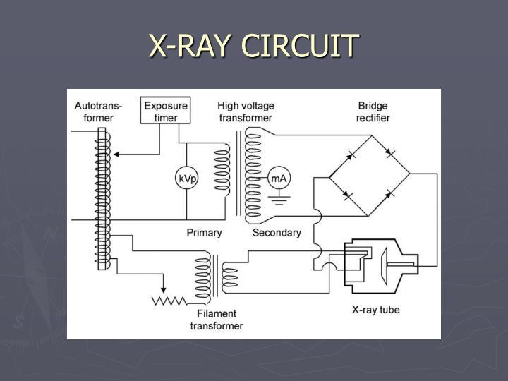 X-RAY CIRCUIT