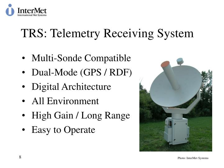 TRS: Telemetry Receiving System