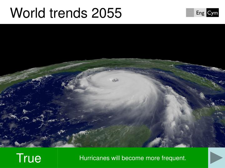 World trends 2055