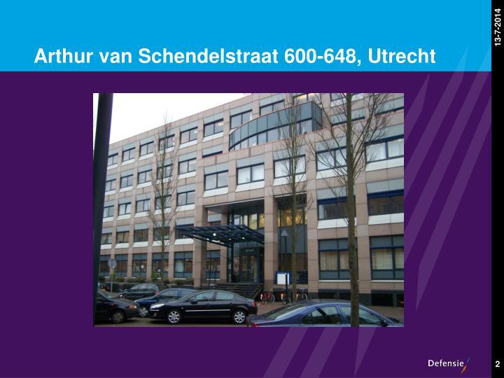 Arthur van Schendelstraat 600-648, Utrecht
