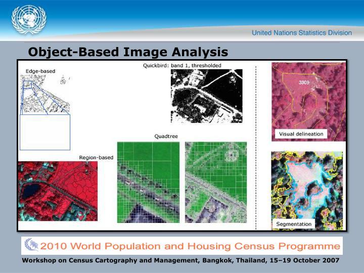 Object-Based Image Analysis