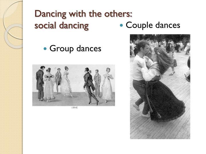 Couple dances