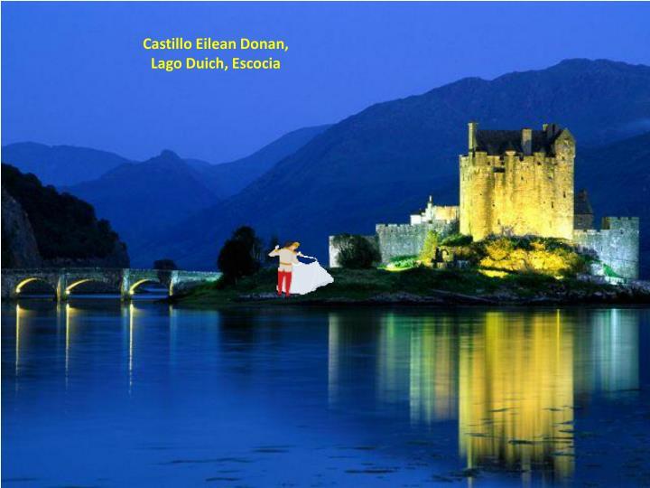 Castillo Eilean Donan,