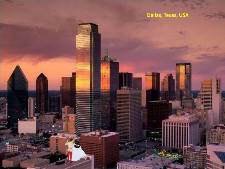 Dallas, Texas, USA