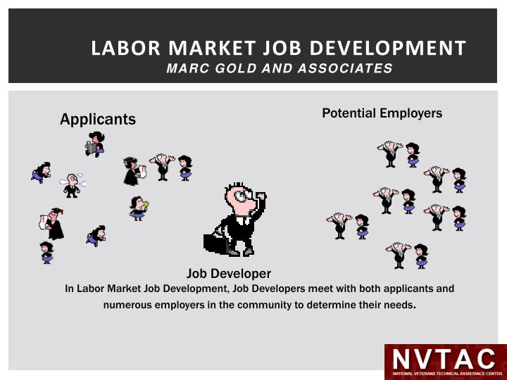 LABOR MARKET JOB DEVELOPMENT