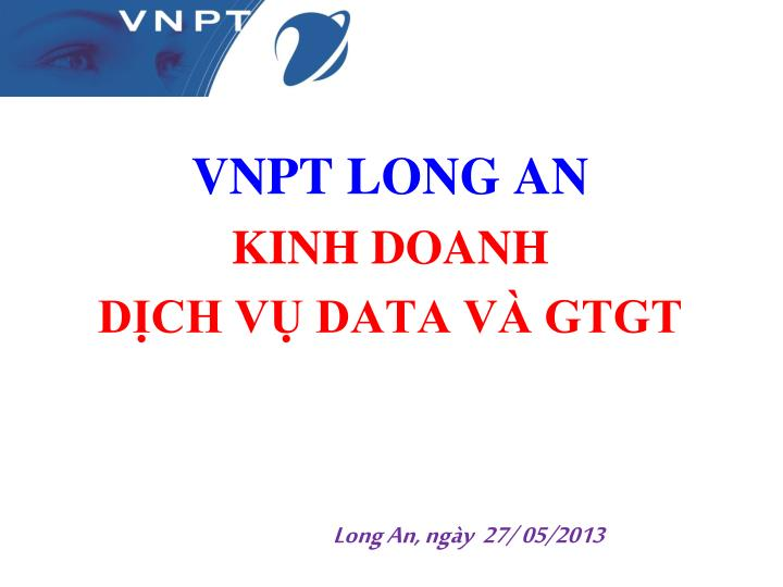 VNPT LONG AN