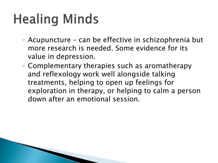 Healing Minds