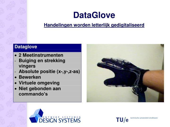DataGlove
