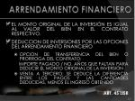 arrendamiento financiero1