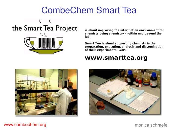 CombeChem Smart Tea