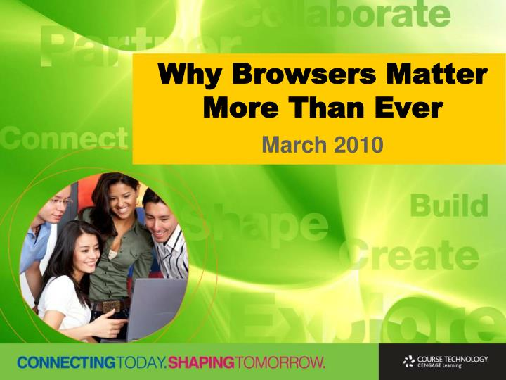 Why browsers matter more than ever