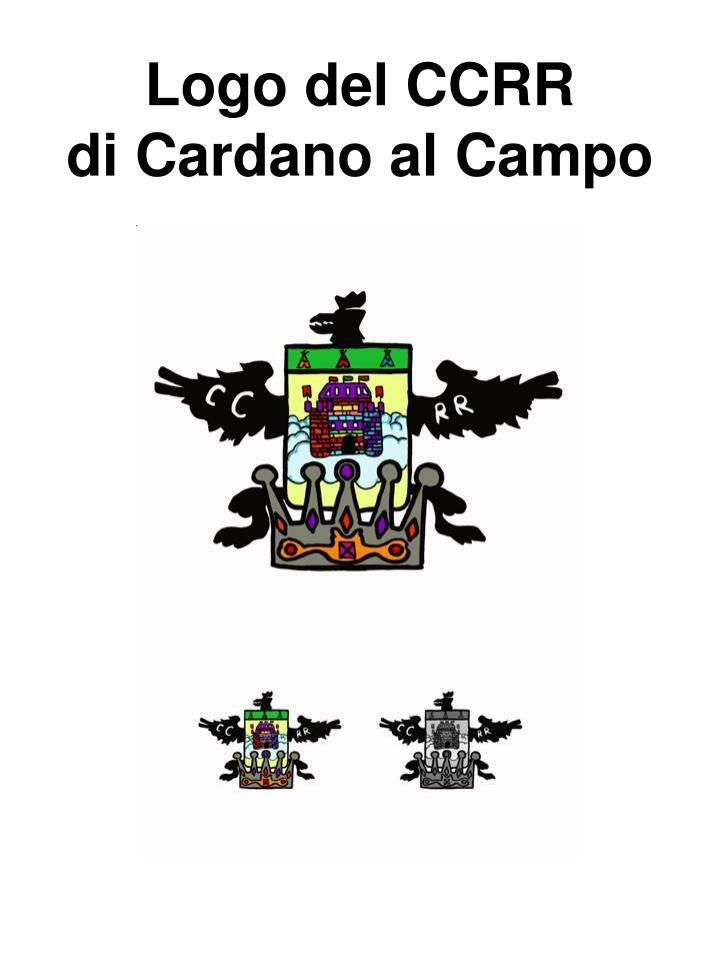 Logo del CCRR
